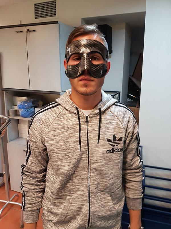 Προστατευτικές Μάσκες Carbon